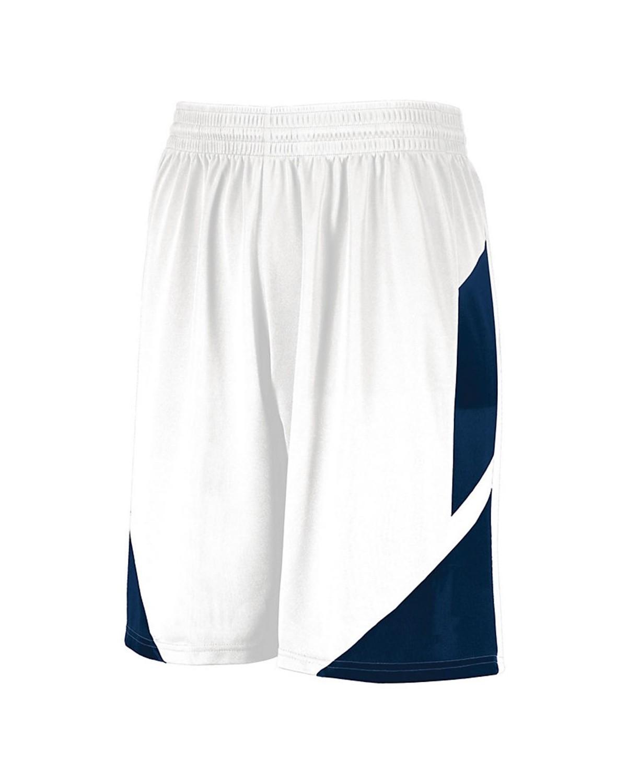 1734 Augusta Sportswear WHITE/ NAVY