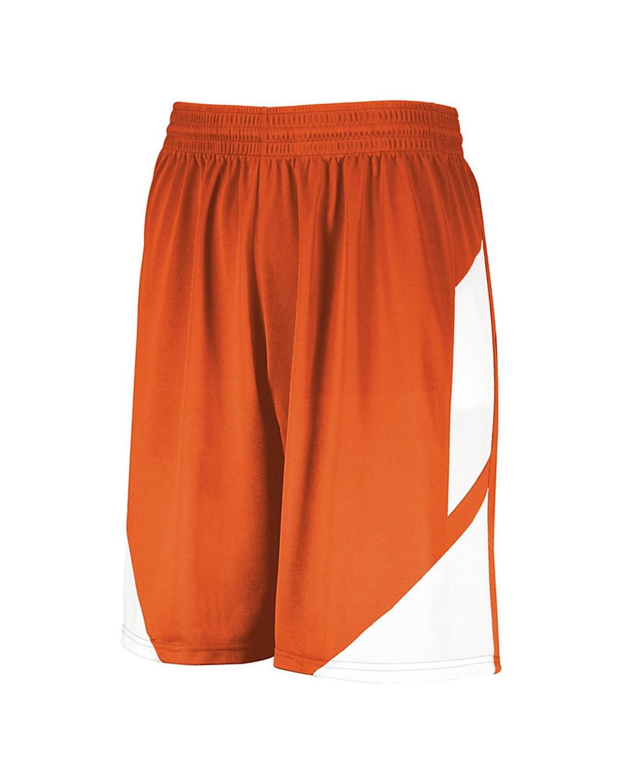 1734 Augusta Sportswear ORANGE/ WHITE