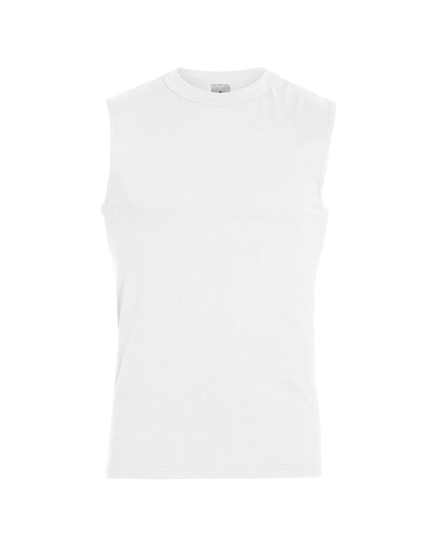 203 Augusta Sportswear WHITE
