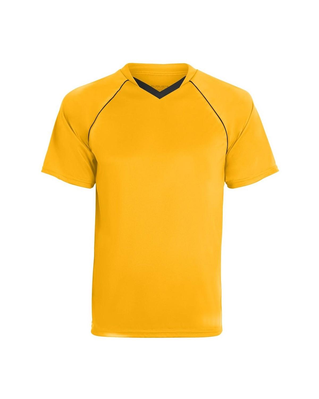 214 Augusta Sportswear GOLD/ BLACK