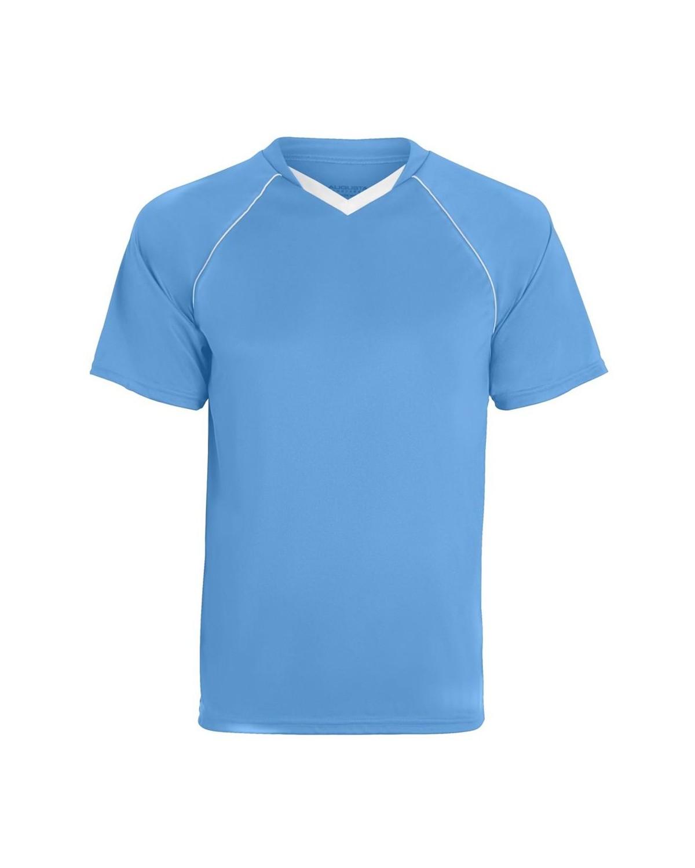 214 Augusta Sportswear Columbia Blue/ White