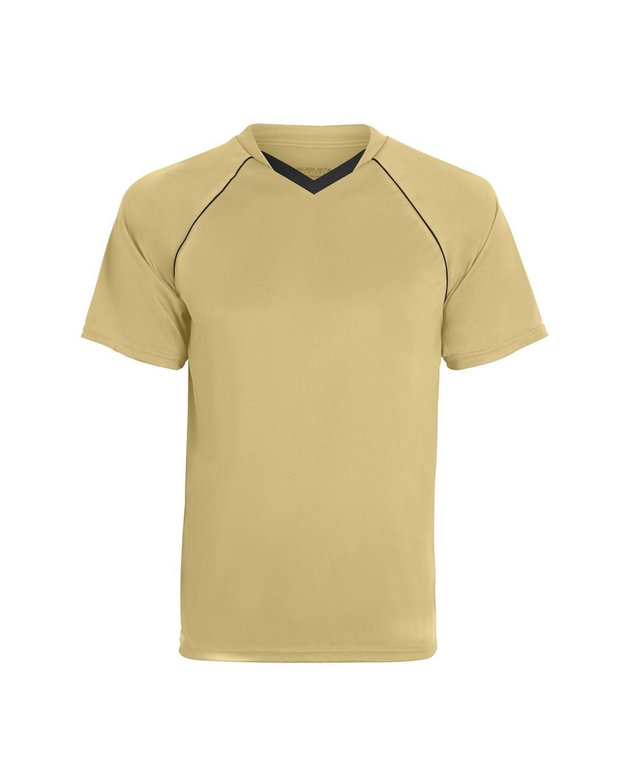 214 Augusta Sportswear Vegas Gold/ Black