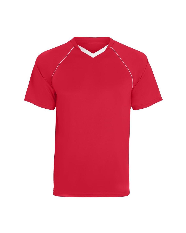 214 Augusta Sportswear RED/ WHITE