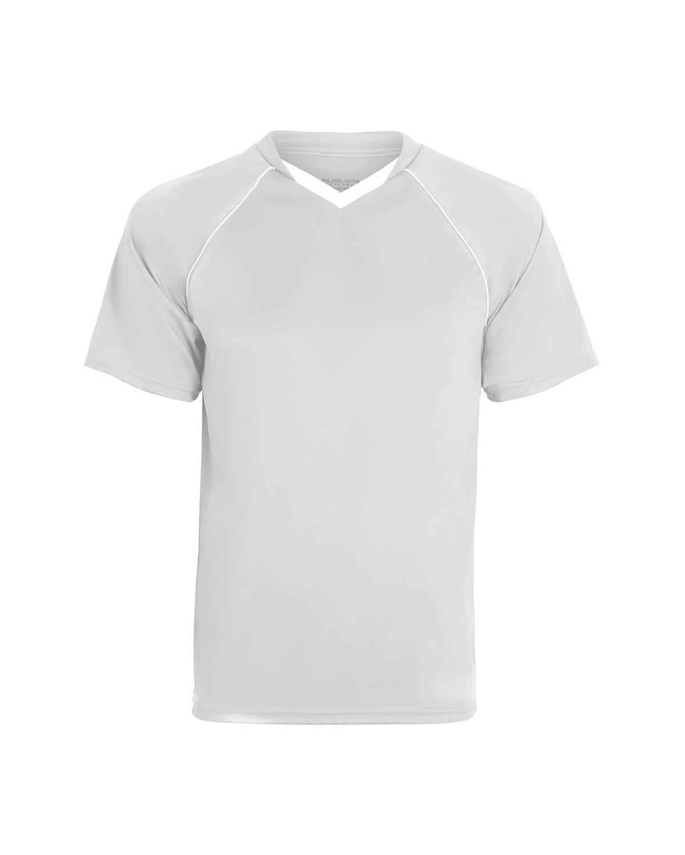215 Augusta Sportswear WHITE/ WHITE