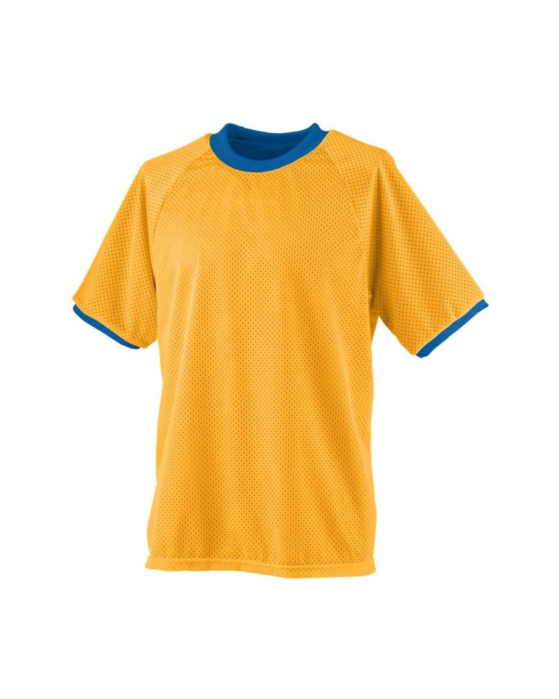 216 Augusta Sportswear Gold/ Royal