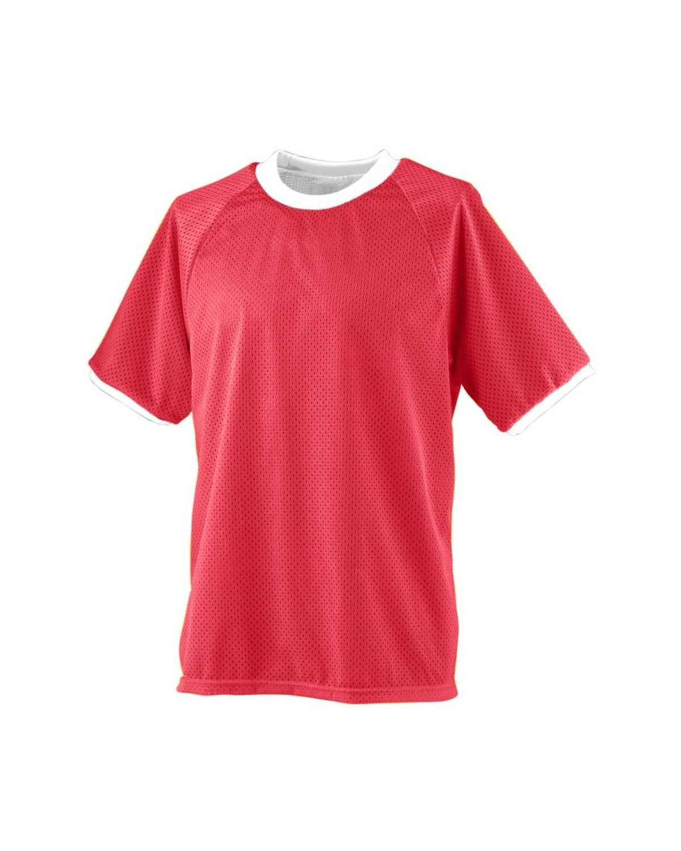 216 Augusta Sportswear RED/ WHITE