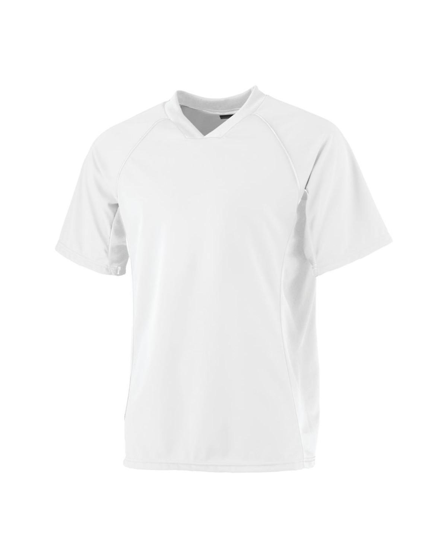 243 Augusta Sportswear WHITE/ WHITE