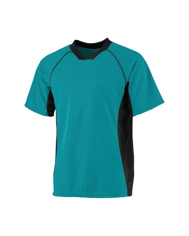 243 Augusta Sportswear Teal/ Black