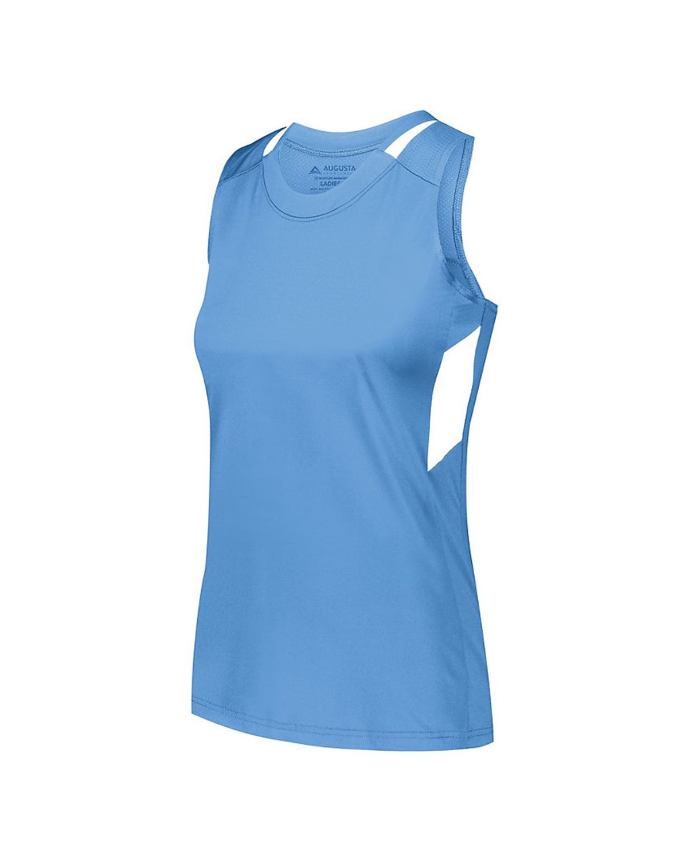 2436 Augusta Sportswear Columbia Blue/ White