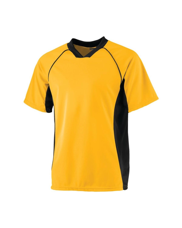 244 Augusta Sportswear GOLD/ BLACK