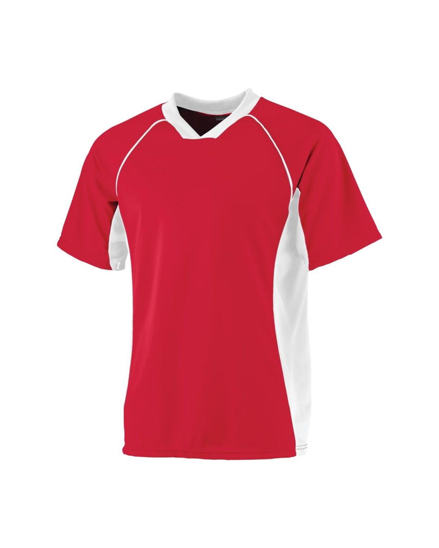 244 Augusta Sportswear RED/ WHITE