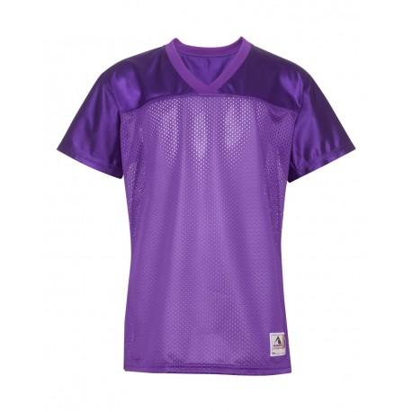250 Augusta Sportswear 250 Women's Replica Football Jersey PURPLE