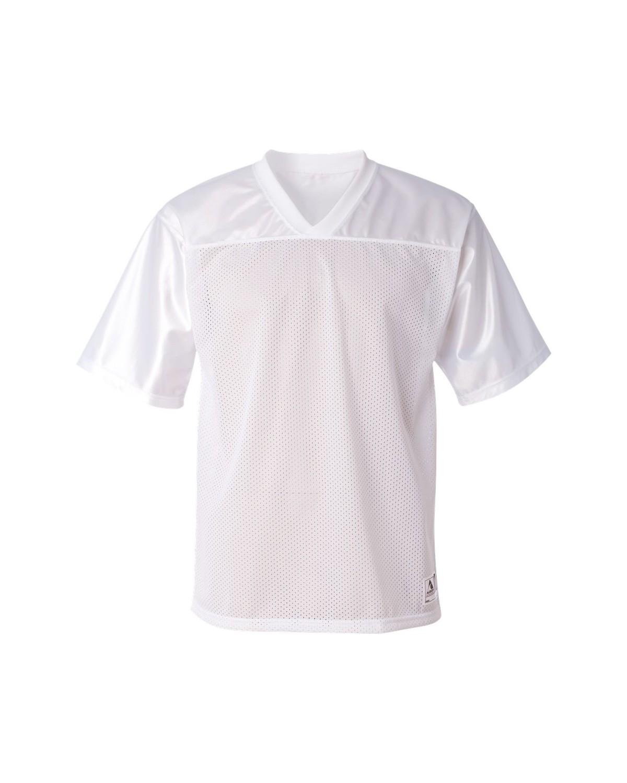 257 Augusta Sportswear WHITE