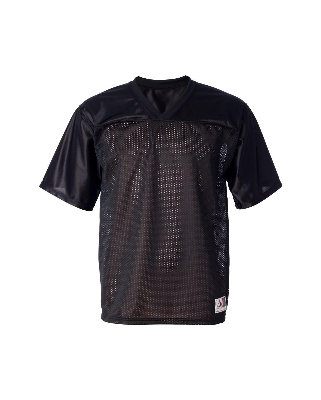 257 Augusta Sportswear BLACK