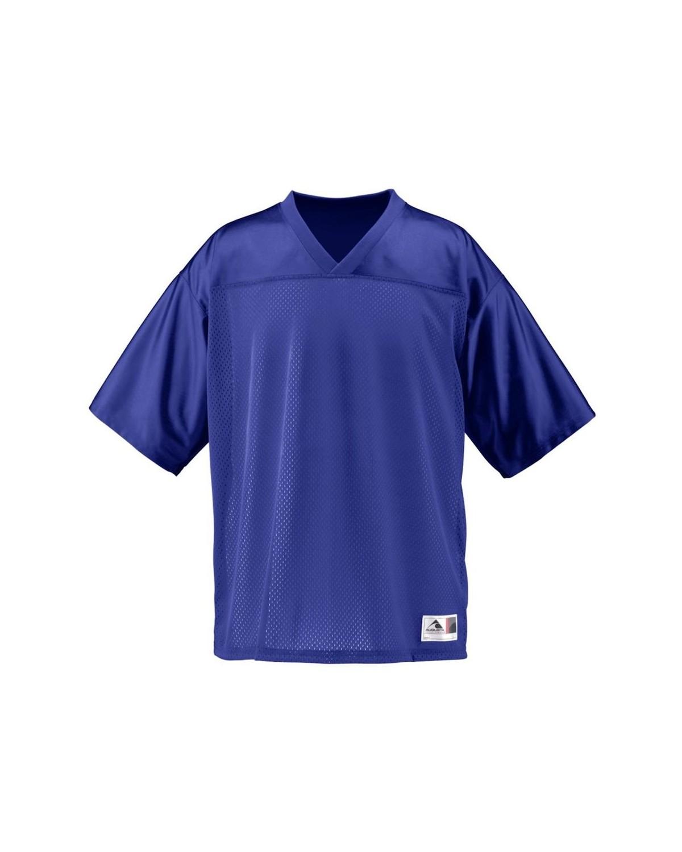257 Augusta Sportswear PURPLE
