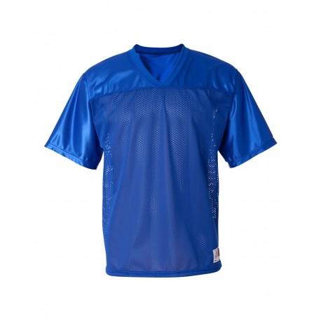 257 Augusta Sportswear 257 Stadium Replica Football Jersey ROYAL