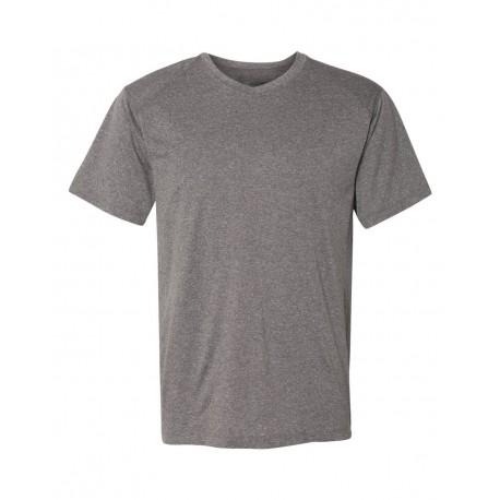 2800 Augusta Sportswear 2800 Kinergy Heathered Training T-Shirt GRAPHITE HEATHER
