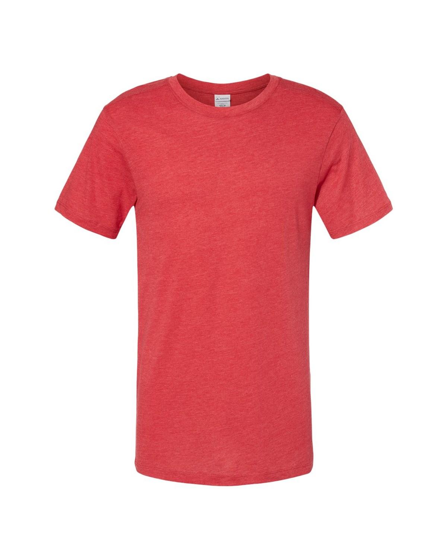3065 Augusta Sportswear RED HEATHER