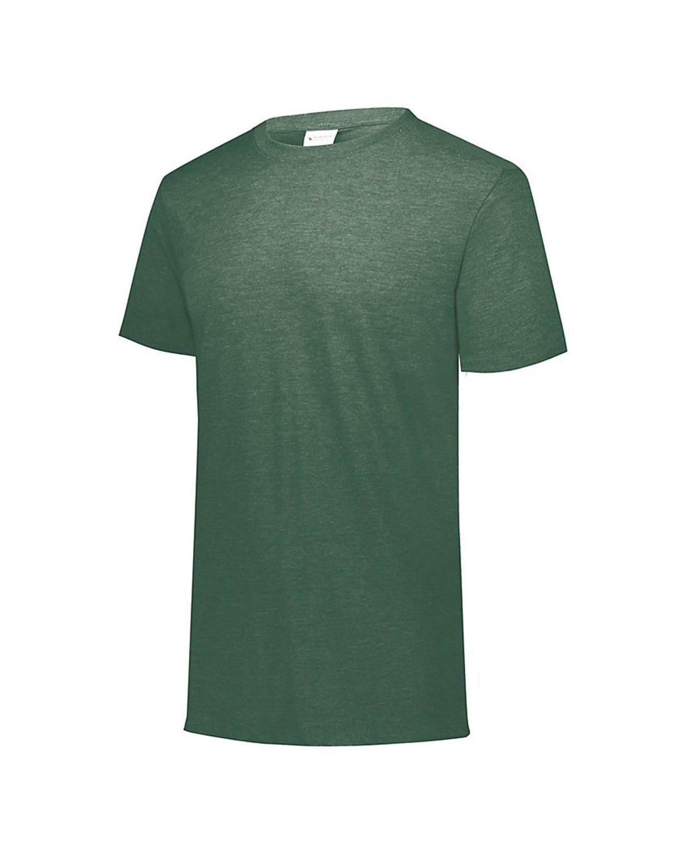 3066 Augusta Sportswear Dark Green Heather