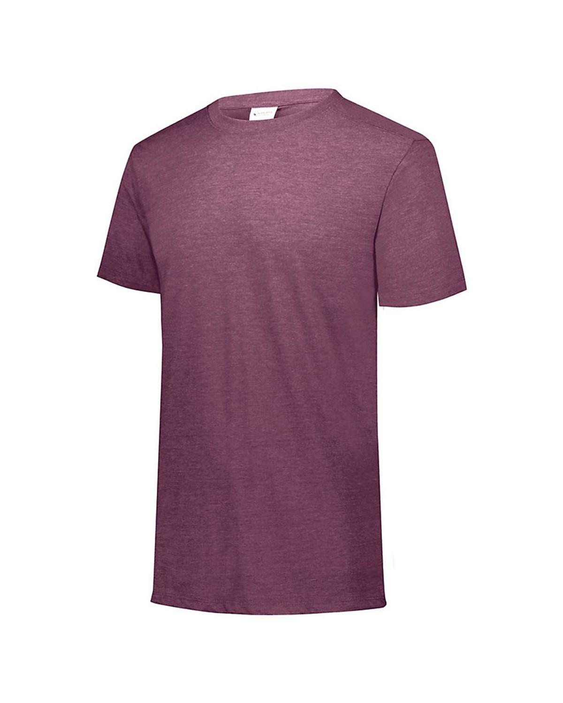 3066 Augusta Sportswear MAROON HEATHER