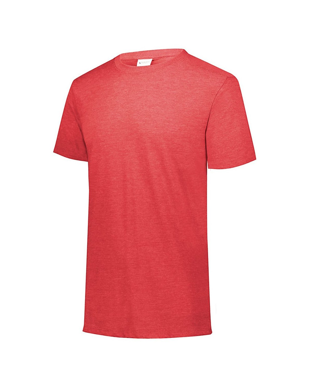 3066 Augusta Sportswear RED HEATHER
