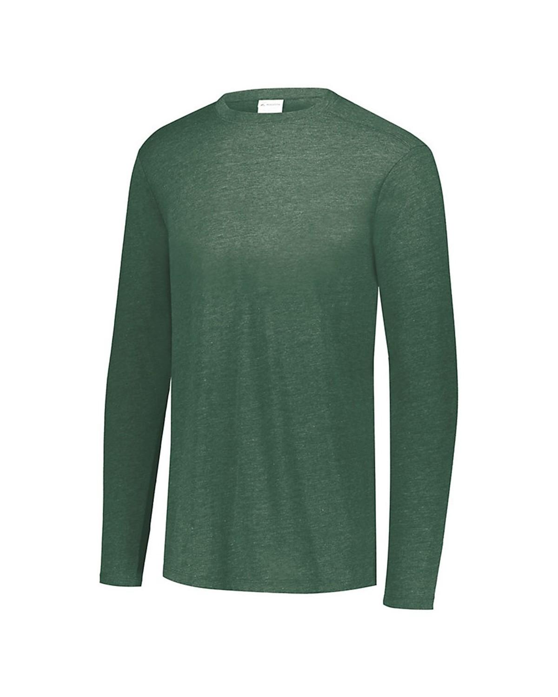 3076 Augusta Sportswear Dark Green Heather