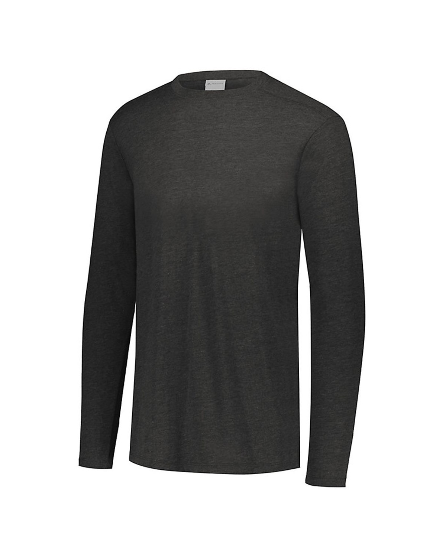 3076 Augusta Sportswear BLACK HEATHER