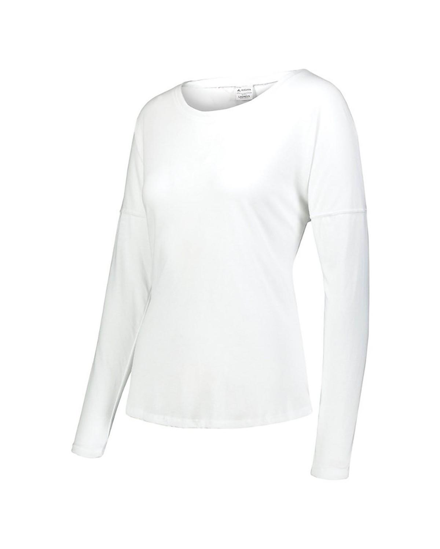 3077 Augusta Sportswear WHITE