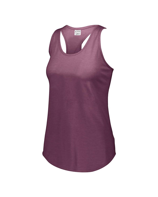 3079 Augusta Sportswear MAROON HEATHER