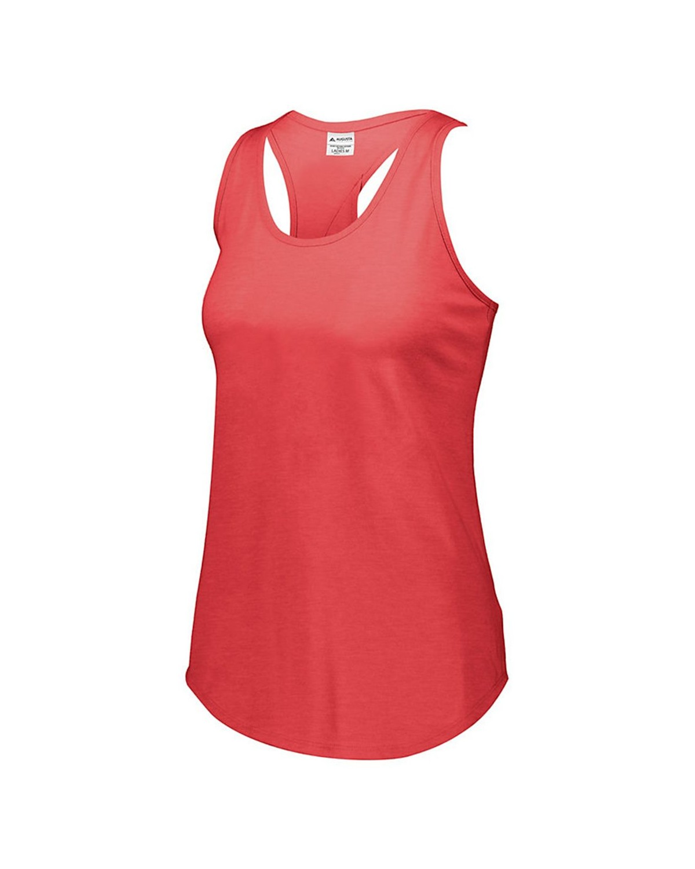 3079 Augusta Sportswear RED HEATHER