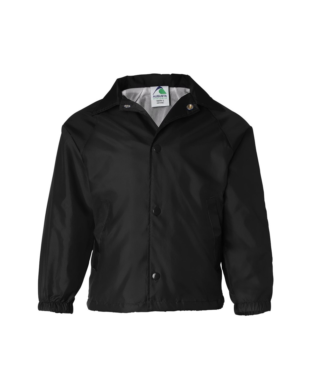 3101 Augusta Sportswear BLACK