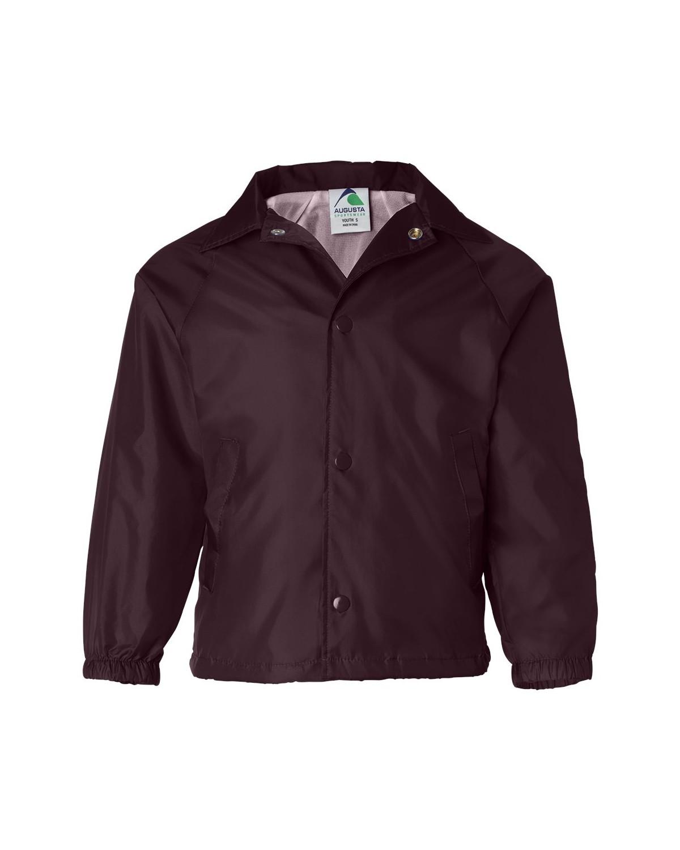 3101 Augusta Sportswear MAROON