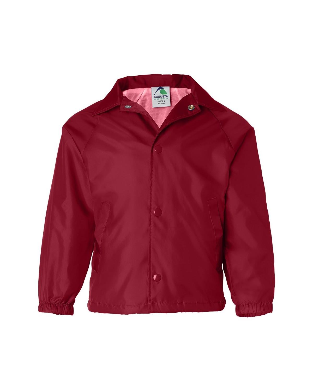 3101 Augusta Sportswear RED