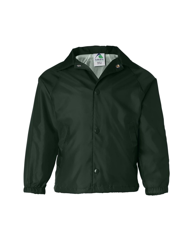 3101 Augusta Sportswear DARK GREEN