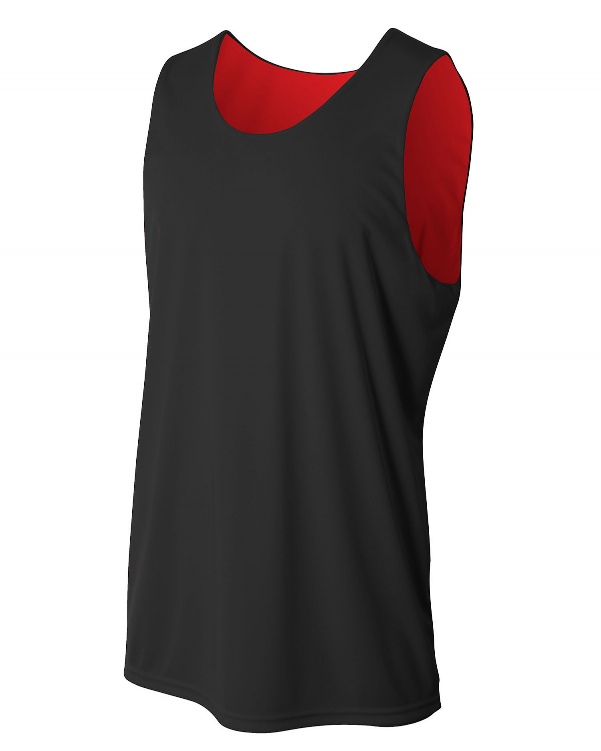 A882L Anvil Heather Dark Grey