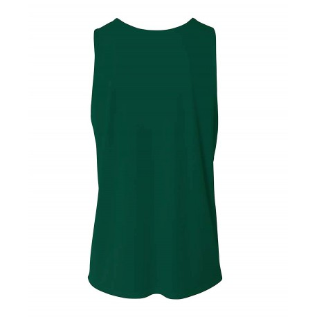 A882L Anvil A882L Women's Lightweight Tank WHITE