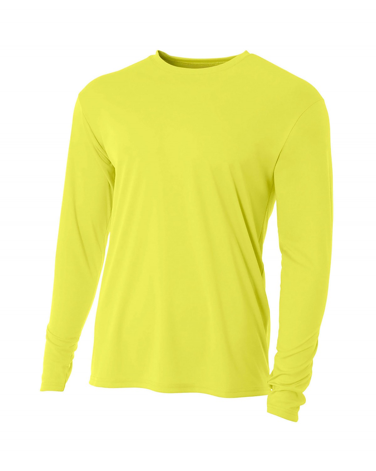 A4NB3165 A4 SAFETY YELLOW