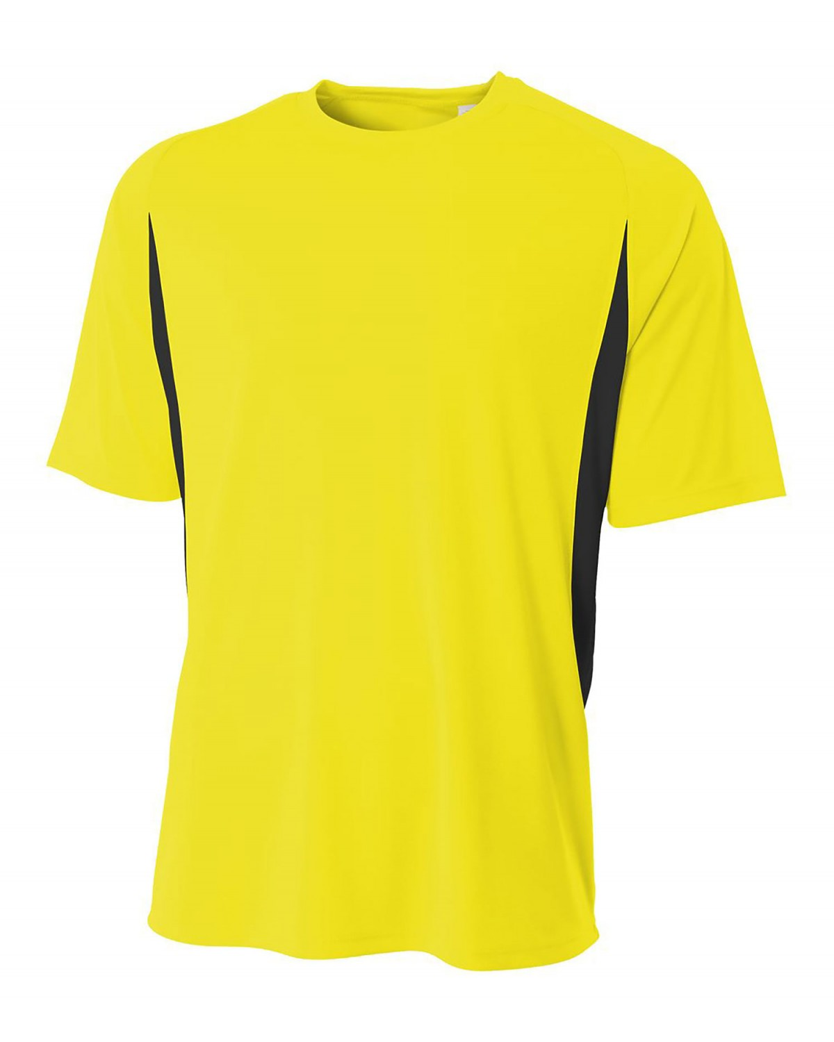 A4NB3181 A4 Safety Yellow/Black