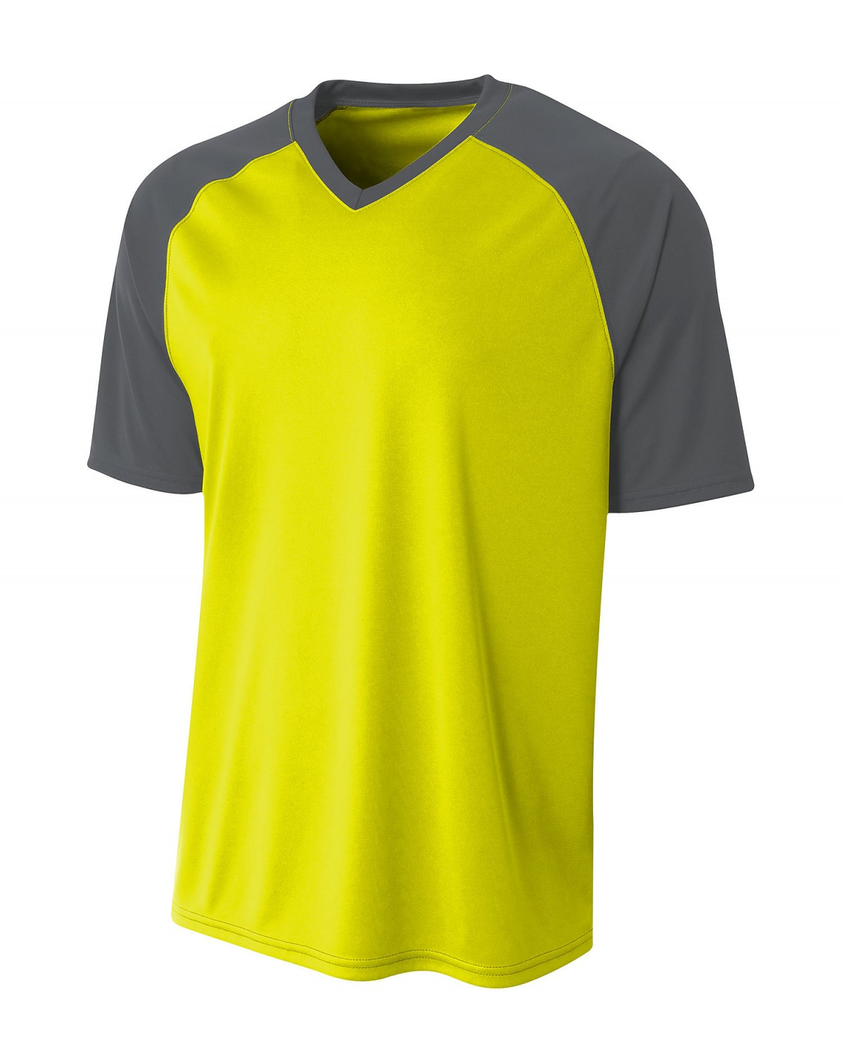 A4NB3373 A4 Safety Yellow/Graphite