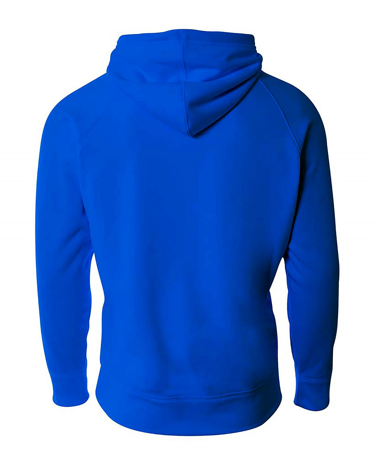 BG1468 Badger Sport Carbon Heather/Columbia Blue
