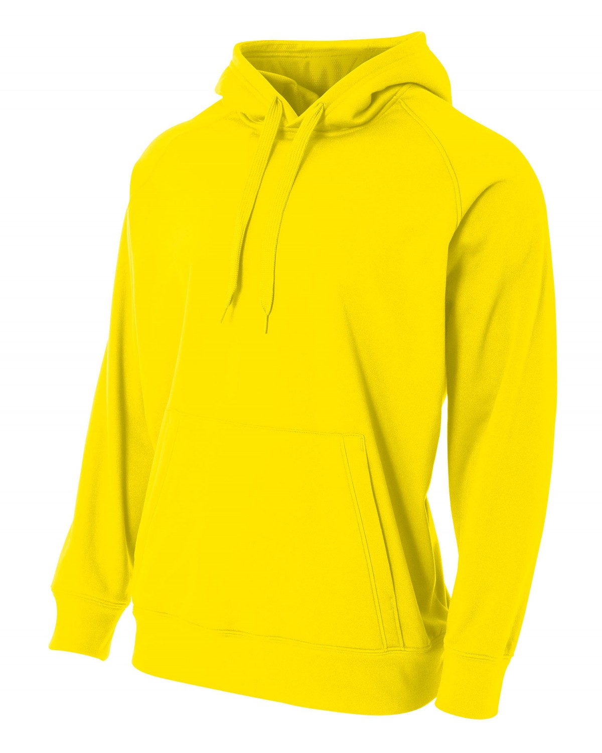 A4NB4237 A4 SAFETY YELLOW