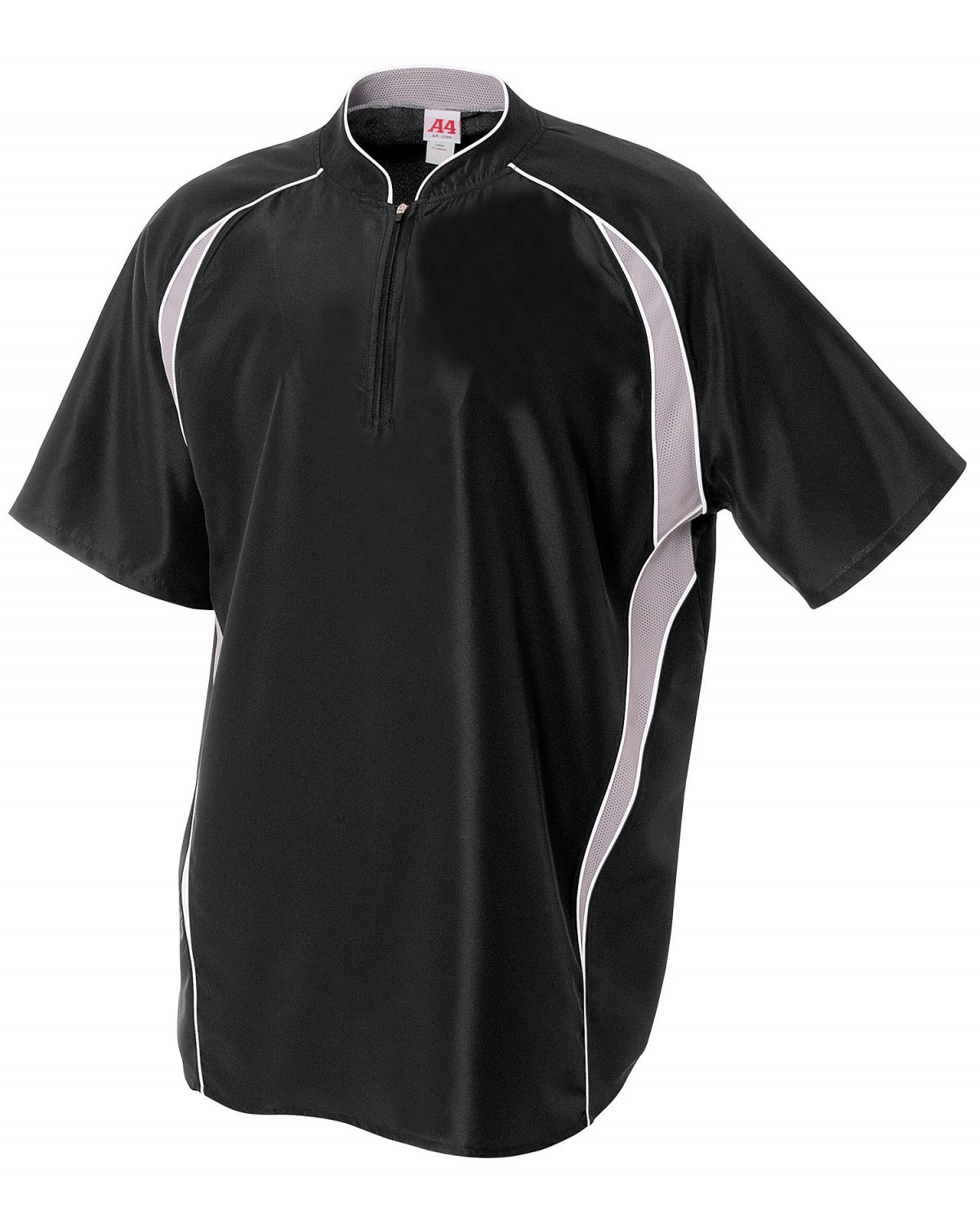 BG1468 Badger Sport Steel Heather/Black