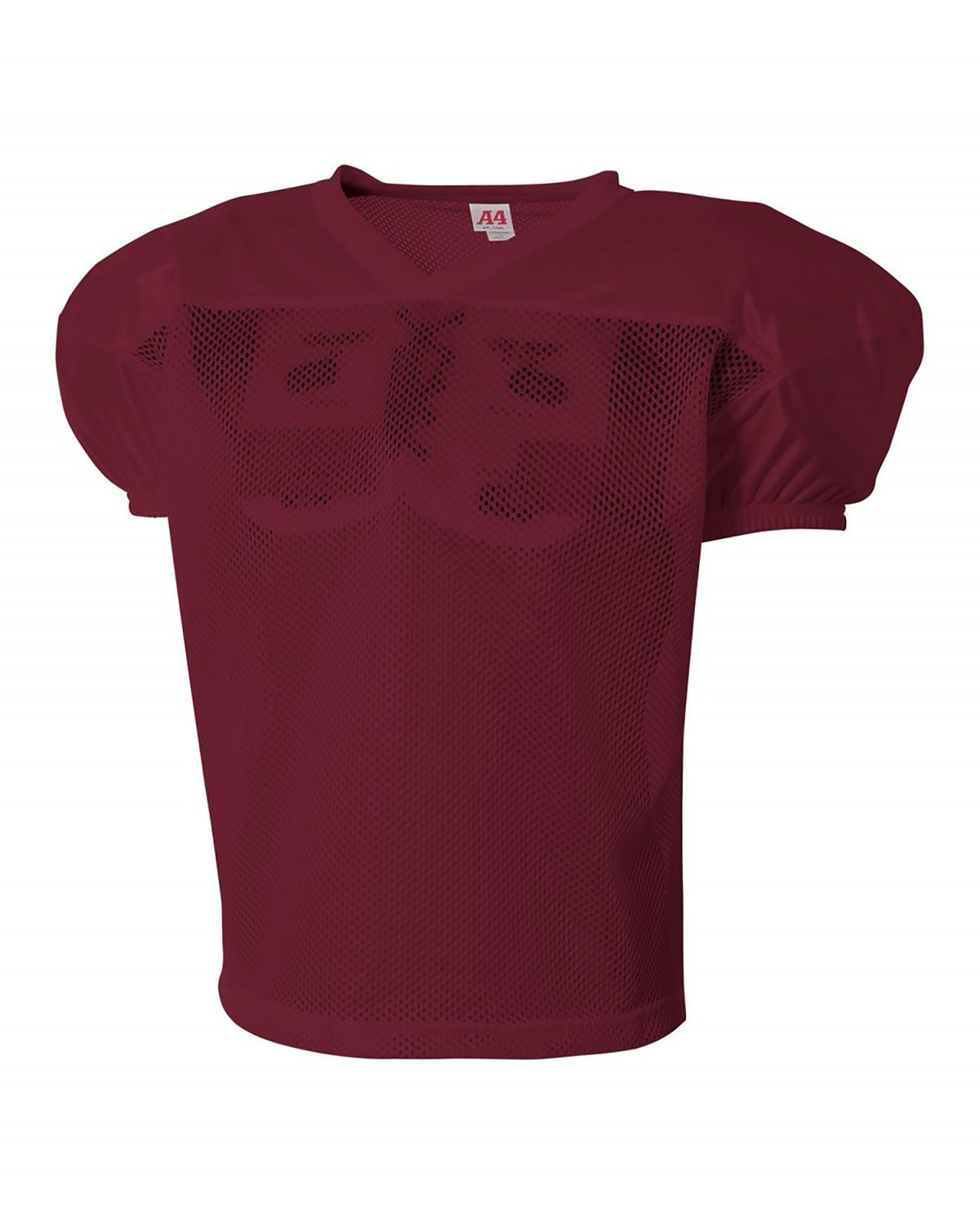 BG1481 Badger Sport Steel Heather/Maroon