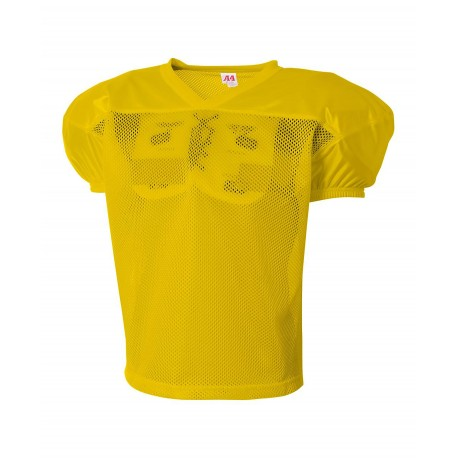 A4NB4260 A4 A4NB4260 Youth Drills Practice Jersey GOLD