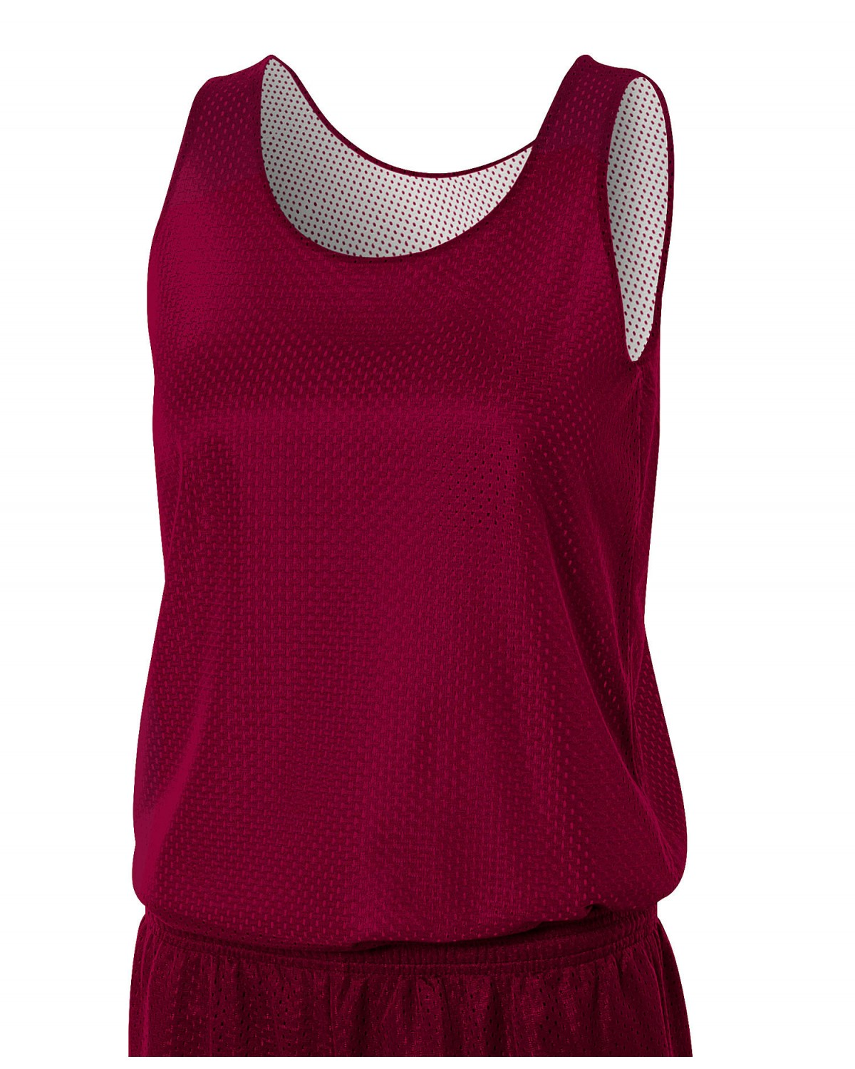 A4NW1000 A4 MAROON/WHITE