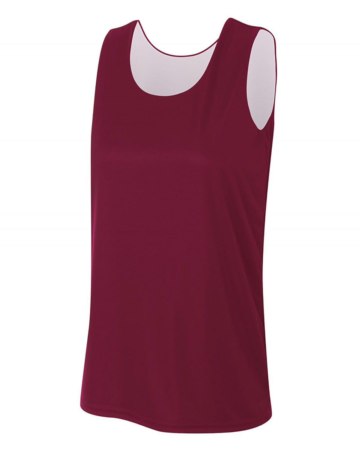 A4NW2375 A4 MAROON/WHITE