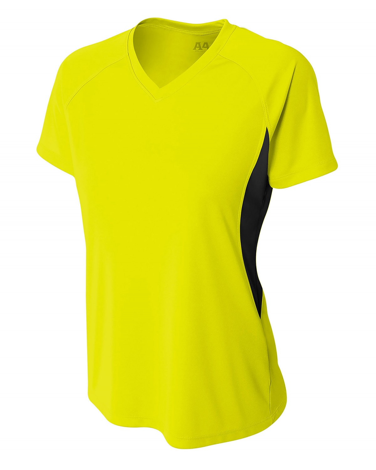A4NW3223 A4 Safety Yellow/Black