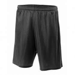 "A4 A4N5296 9"" Lined Tricot Mesh Short"